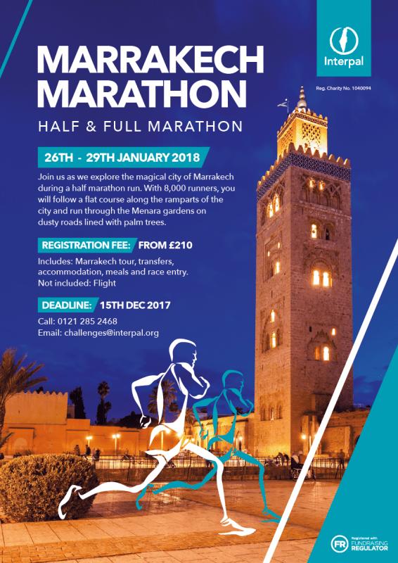 Marrakech Marathon 2018