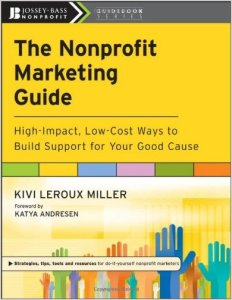 The Nonprofit Marketing Guide cover