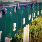 Image of mailboxes for the page on How to Write Effective Fundraising Letters