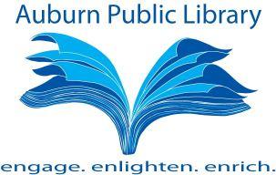 Logo for Auburn Public Library - The Fundraising Coach Board Audit Case Study
