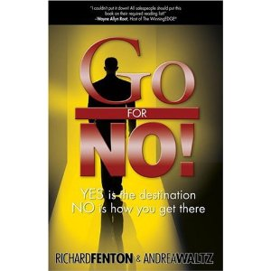 Reframing Rejection - Go for No!
