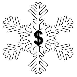 snowflakedollarsign