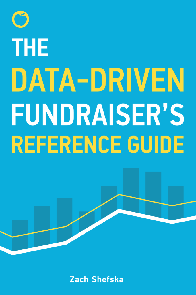 data driven fundraiser book