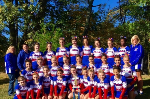 Fundraiser for Natick Youth Cheerleading by Natick