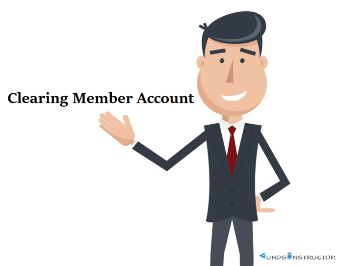 Clearing Member Account