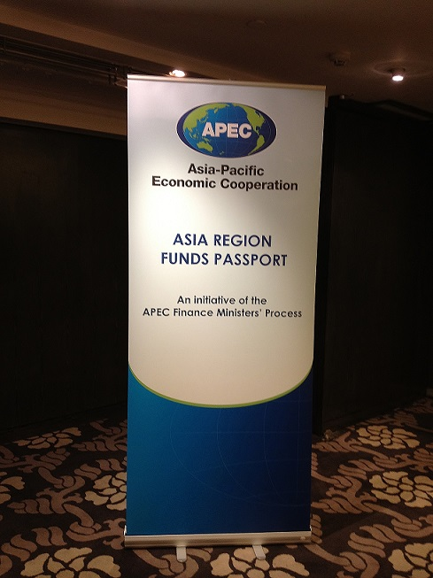 Passport concept introduced at APEC Finance Ministers' Meeting