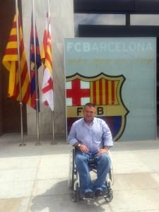 Fundtrafic se reúne con la Fundación del FC Barcelona