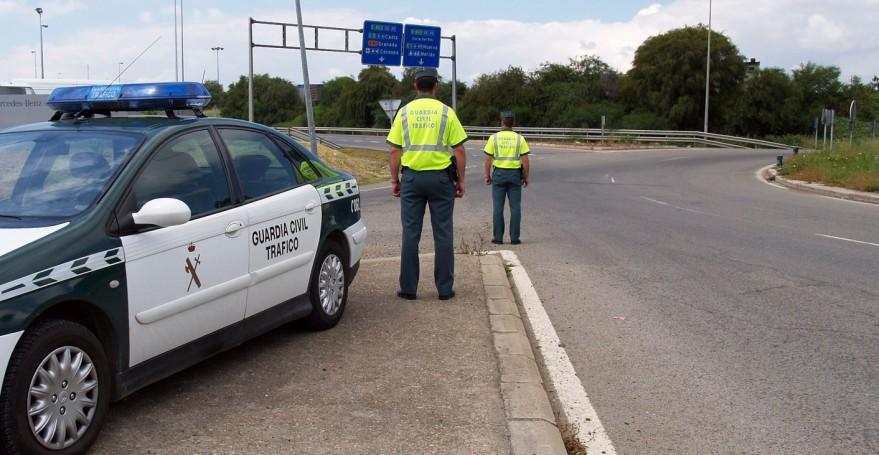 Más de 27 mil conductores denunciados durante una semana en la campaña de vigilancia en carreteras secundarias de la DGT