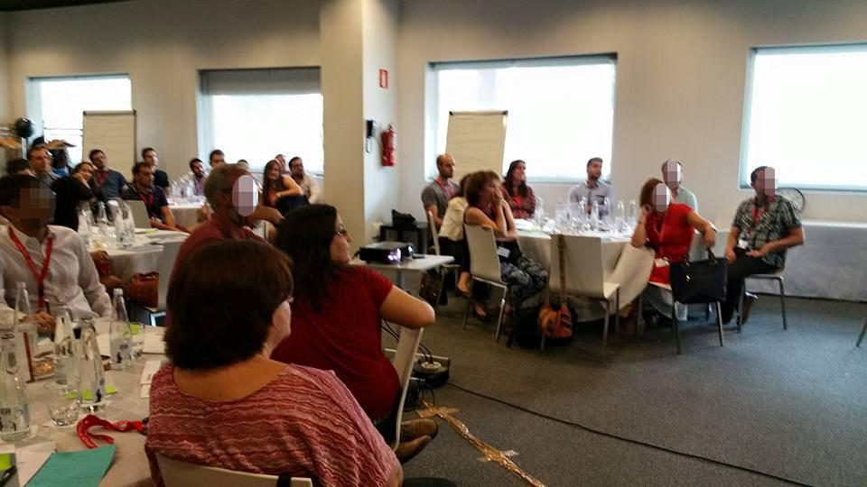 Sopra y Fundtrafic imparten concienciación vial entre sus empleados