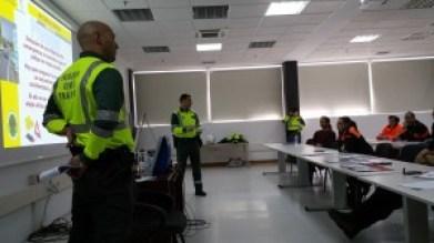 Intervención Guardia Civil