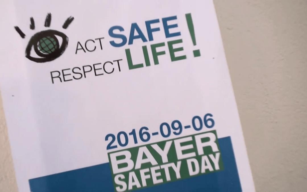 Éxito de la jornada de formación vial de Fundtrafic en el Safety Day de Bayer