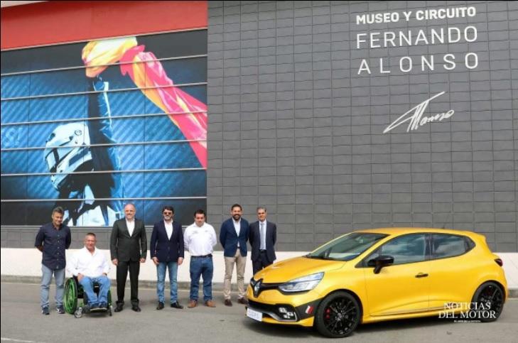 Circuito Fernando Alonso Posada : Circuito fernando alonso turismo asturias