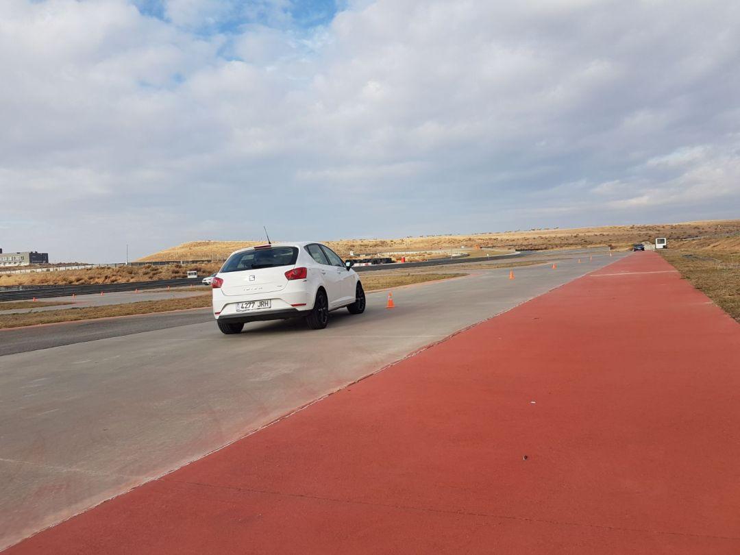 curso de conducción responsable y segura