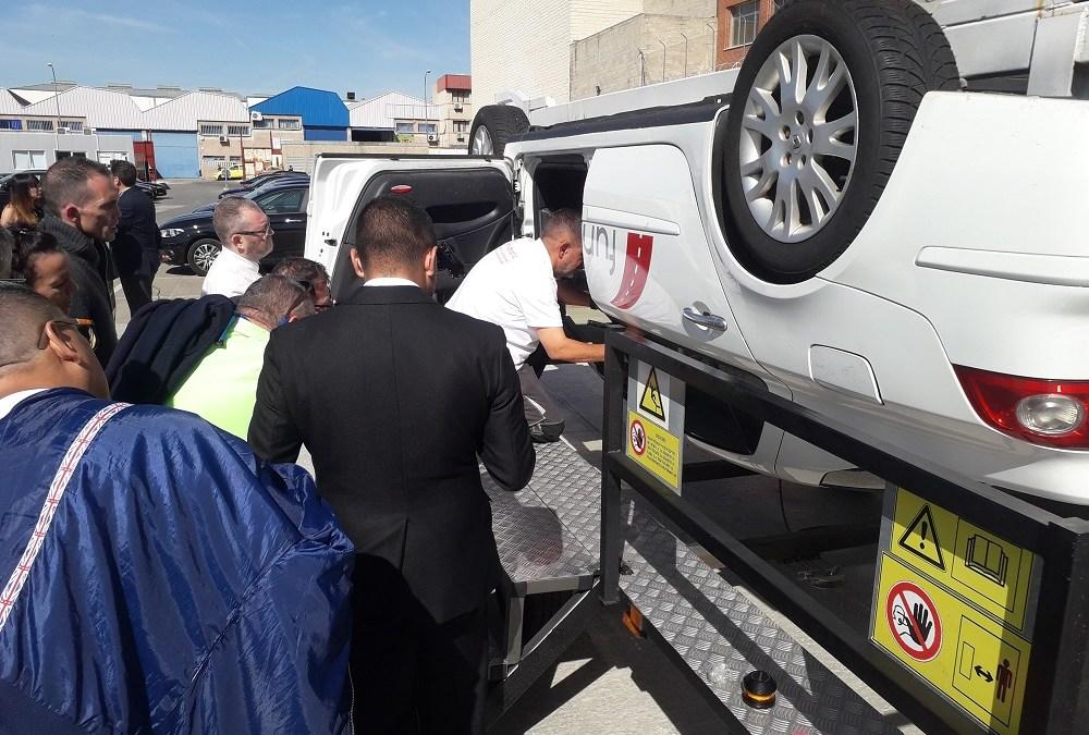 """Accidentes Laborales de Tráfico: """"nos creemos mejores conductores de lo que somos"""""""