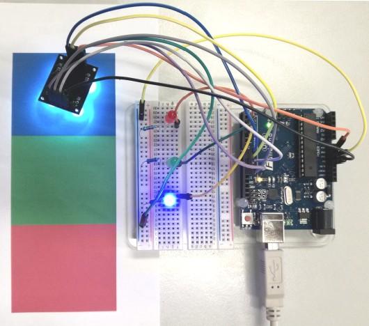 farbsensor-arduino-test-blau
