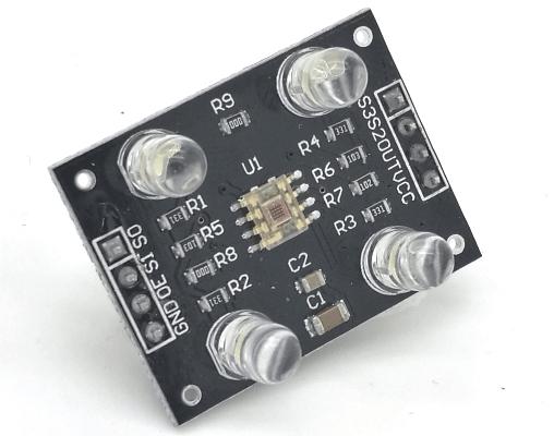 farbsensor-arduino