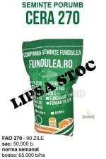 Samanta porumb CERA 270 este un hibrid de porumb simplu