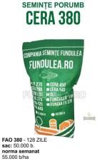 Samanta porumb CERA 380 (grupa FAO 380)