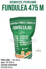 Porumb FUNDULEA 475-M