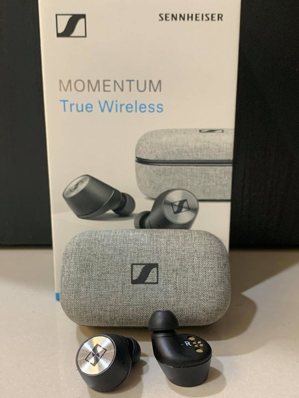 【耳機評測】Sennheiser Momentum Truly Wireless真無線耳機最好音質!?