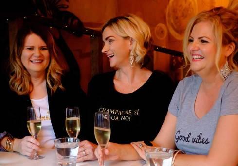 Boss Babes: Raels, Carolyn & Gillian