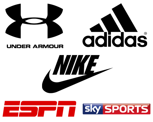 Top 5 Most Valuable Sports Brands  Funendercom