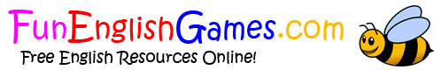 Fun English Games for Kids - Free Teaching Resources Online