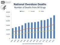 Drug Overdoses increasing funeral caseloads