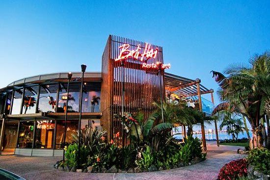 Bali Hai Restaurant - Shelter Island Dr.
