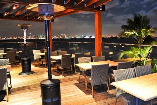 Bali Hai Restaurant Patio