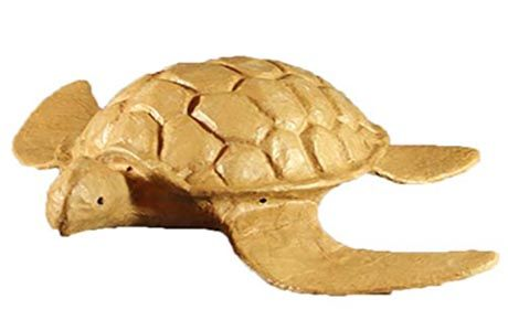 Our most popular bio-degradable urn. Families love this turtle.
