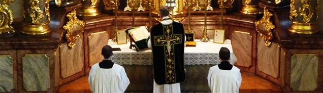 Catholic Funeral Traditions