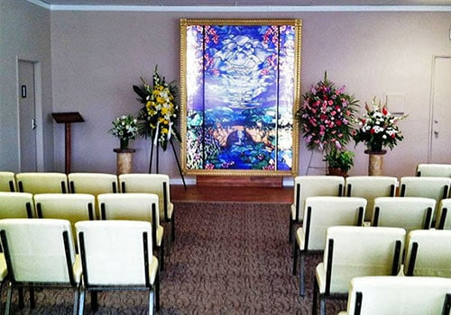 Our Viewing Chapel