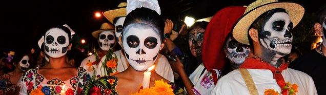 Day of the Dead in Mexico – Dia de los Muertos