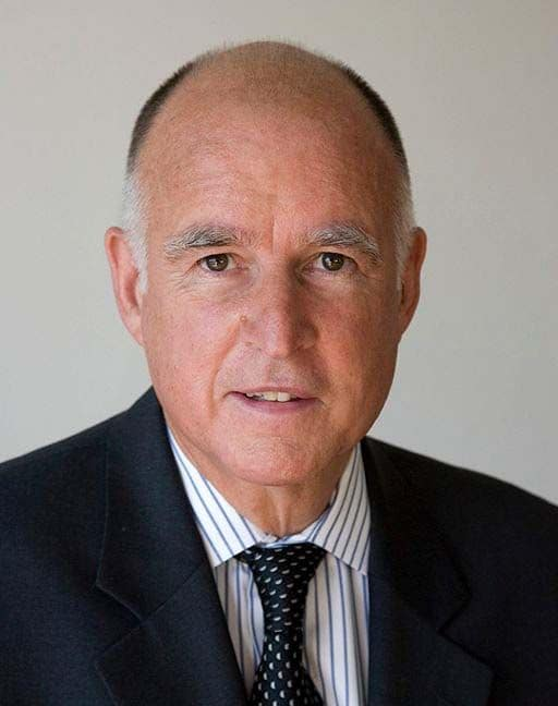 California Governor - Jerry Brown - California Right to Die Law