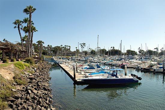 Marina Village Boats