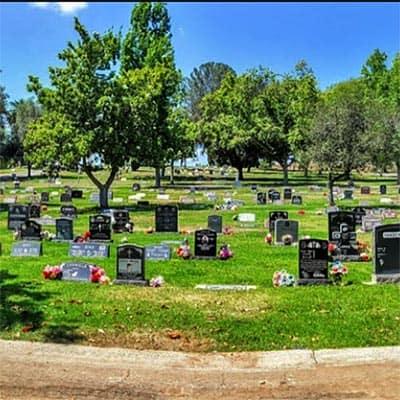 Oak Hill Memorial Park in Escondido, CA