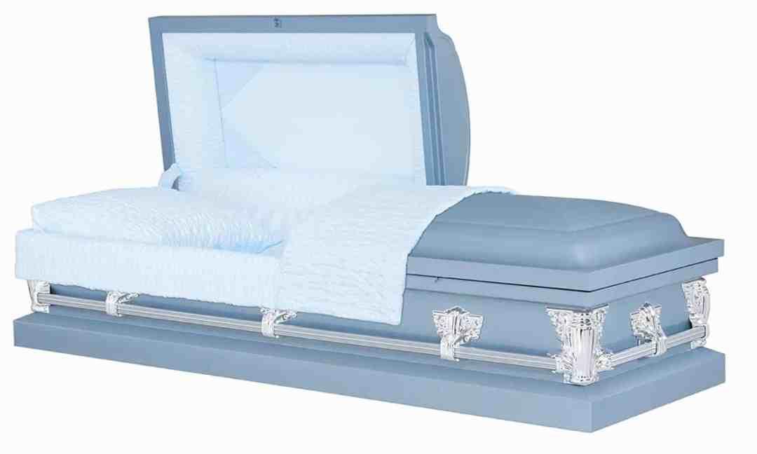 Sentry Casket Veteran Burial