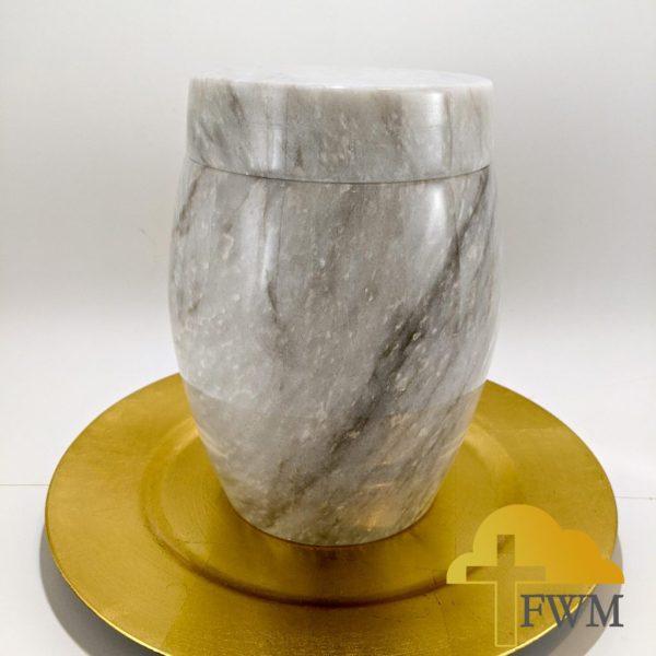 authenticity marble cremation urn for sale