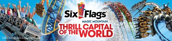 FunExcom Six Flags Magic Mountain
