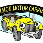 Cartoon logo for Idaho car deale
