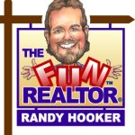 Caricature logo for Arizona realtor