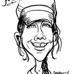 ca&m bw caricature sample 02