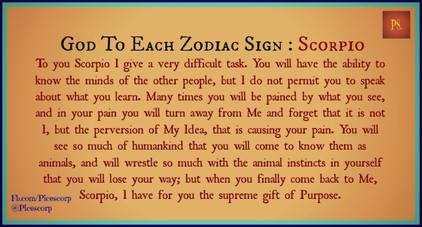 Scorpio back will come How To