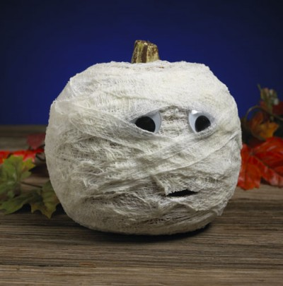 Image result for mummy pumpkin