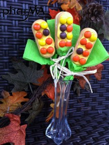 Harvest Corn Cookies Fun Family Crafts