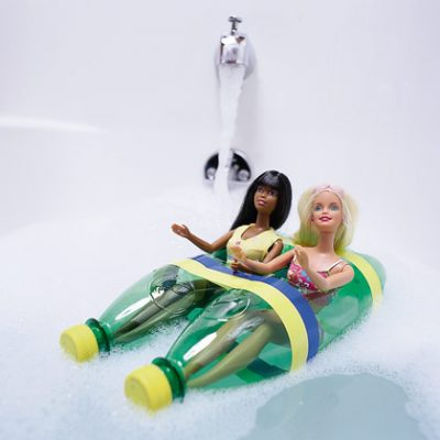 Artesanato Banho Barbie