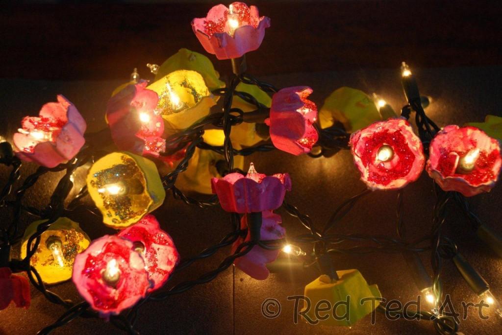 Blossom Fairy Lights  Fun Family Crafts