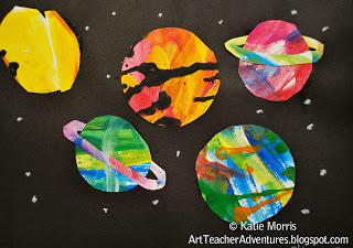 Planet Archives Fun Family Crafts