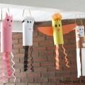 Farm animal windsocks fun family crafts